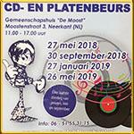 Platen en CD beurs Neerkant (klik voor meer info)