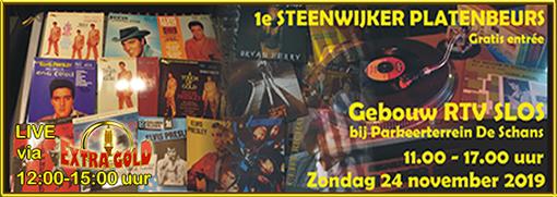 1e Steenwijker Platenbeurs