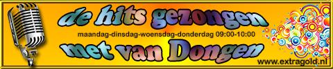 De hits gezongen met Eric van Dongen