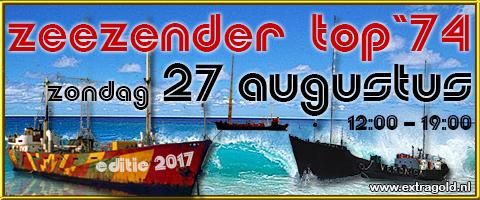De zeezender Top (19)74 editie 2017
